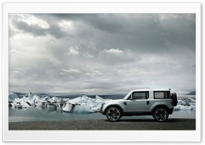 Land Rover DC100 Concept Car HD Wide Wallpaper for Widescreen