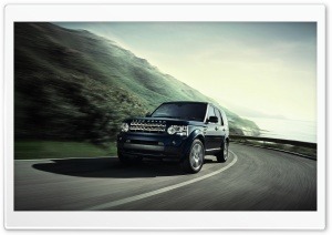 Land Rover Discovery HD Wide Wallpaper for Widescreen