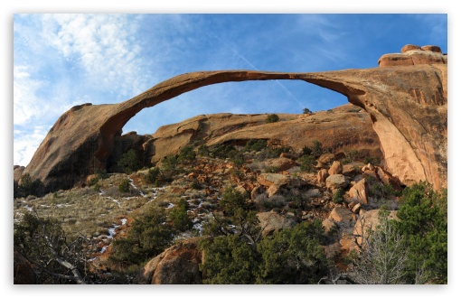 Landscape Arch HD wallpaper for Standard 4:3 5:4 Fullscreen UXGA XGA SVGA QSXGA SXGA ; Wide 16:10 5:3 Widescreen WHXGA WQXGA WUXGA WXGA WGA ; HD 16:9 High Definition WQHD QWXGA 1080p 900p 720p QHD nHD ; Other 3:2 DVGA HVGA HQVGA devices ( Apple PowerBook G4 iPhone 4 3G 3GS iPod Touch ) ; Mobile VGA WVGA iPhone iPad PSP Phone - VGA QVGA Smartphone ( PocketPC GPS iPod Zune BlackBerry HTC Samsung LG Nokia Eten Asus ) WVGA WQVGA Smartphone ( HTC Samsung Sony Ericsson LG Vertu MIO ) HVGA Smartphone ( Apple iPhone iPod BlackBerry HTC Samsung Nokia ) Sony PSP Zune HD Zen ;