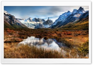 Landscape In Argentina HD Wide Wallpaper for Widescreen