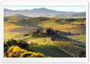 Landscape, Italy HD Wide Wallpaper for Widescreen