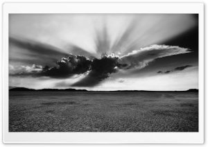 Landscape Monochrome HD Wide Wallpaper for Widescreen