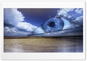 Lanscape n eye Ultra HD Wallpaper for 4K UHD Widescreen desktop, tablet & smartphone