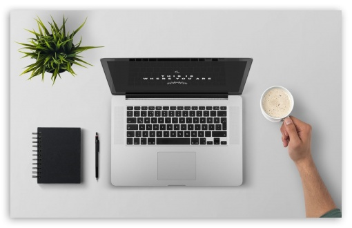 Download Laptop HD Wallpaper