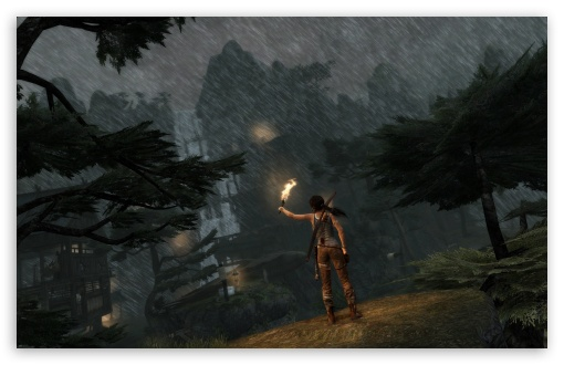Lara Croft in the Rain (Tomb Raider 2013) HD wallpaper for Wide 16:10 5:3 Widescreen WHXGA WQXGA WUXGA WXGA WGA ; HD 16:9 High Definition WQHD QWXGA 1080p 900p 720p QHD nHD ; Standard 4:3 5:4 3:2 Fullscreen UXGA XGA SVGA QSXGA SXGA DVGA HVGA HQVGA devices ( Apple PowerBook G4 iPhone 4 3G 3GS iPod Touch ) ; Tablet 1:1 ; iPad 1/2/Mini ; Mobile 4:3 5:3 3:2 16:9 5:4 - UXGA XGA SVGA WGA DVGA HVGA HQVGA devices ( Apple PowerBook G4 iPhone 4 3G 3GS iPod Touch ) WQHD QWXGA 1080p 900p 720p QHD nHD QSXGA SXGA ;