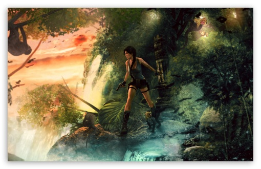 Lara Croft Jungle ❤ 4K UHD Wallpaper for Wide 16:10 5:3 Widescreen WHXGA WQXGA WUXGA WXGA WGA ; 4K UHD 16:9 Ultra High Definition 2160p 1440p 1080p 900p 720p ; UHD 16:9 2160p 1440p 1080p 900p 720p ; Standard 4:3 5:4 3:2 Fullscreen UXGA XGA SVGA QSXGA SXGA DVGA HVGA HQVGA ( Apple PowerBook G4 iPhone 4 3G 3GS iPod Touch ) ; Tablet 1:1 ; iPad 1/2/Mini ; Mobile 4:3 5:3 3:2 16:9 5:4 - UXGA XGA SVGA WGA DVGA HVGA HQVGA ( Apple PowerBook G4 iPhone 4 3G 3GS iPod Touch ) 2160p 1440p 1080p 900p 720p QSXGA SXGA ;