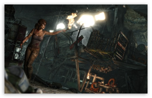 Lara Croft Survivor (2013) HD wallpaper for Wide 16:10 5:3 Widescreen WHXGA WQXGA WUXGA WXGA WGA ; HD 16:9 High Definition WQHD QWXGA 1080p 900p 720p QHD nHD ; Standard 4:3 5:4 3:2 Fullscreen UXGA XGA SVGA QSXGA SXGA DVGA HVGA HQVGA devices ( Apple PowerBook G4 iPhone 4 3G 3GS iPod Touch ) ; Tablet 1:1 ; iPad 1/2/Mini ; Mobile 4:3 5:3 3:2 16:9 5:4 - UXGA XGA SVGA WGA DVGA HVGA HQVGA devices ( Apple PowerBook G4 iPhone 4 3G 3GS iPod Touch ) WQHD QWXGA 1080p 900p 720p QHD nHD QSXGA SXGA ;