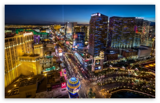 Las vegas blvd south 4k hd desktop wallpaper for 4k ultra hd tv wide ultra widescreen - Las vegas wallpaper 4k ...