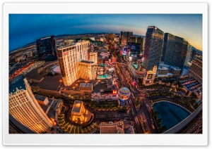 Las Vegas Casino HD Wide Wallpaper for Widescreen