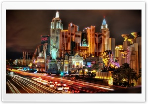 Las Vegas, Nevada, United States HD Wide Wallpaper for Widescreen