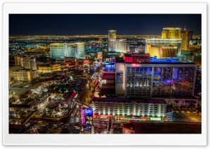 Las Vegas Strip North HD Wide Wallpaper for Widescreen