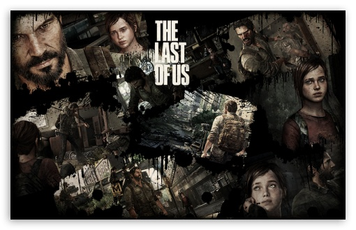 Last Of Us Screeens HD wallpaper for HD 16:9 High Definition WQHD QWXGA 1080p 900p 720p QHD nHD ; Mobile 16:9 - WQHD QWXGA 1080p 900p 720p QHD nHD ;