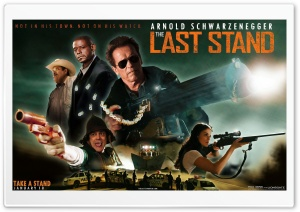 Last Stand 2013 Movie HD Wide Wallpaper for Widescreen