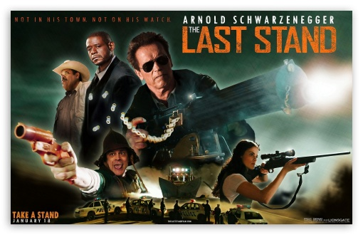 Last Stand 2013 Movie HD wallpaper for Wide 16:10 Widescreen WHXGA WQXGA WUXGA WXGA ;