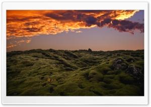 Lava Fields, Iceland Ultra HD Wallpaper for 4K UHD Widescreen desktop, tablet & smartphone