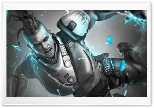 LawBreakers, Bomchelle, Video Game Concept Art HD Wide Wallpaper for Widescreen