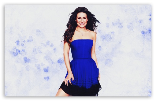 Download Lea Michele UltraHD Wallpaper