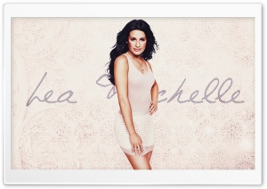 Lea Michele HD Wide Wallpaper for 4K UHD Widescreen desktop & smartphone