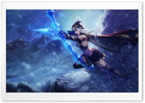 League Of Legends Ashe the...