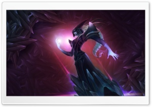 League Of Legends Lissandra HD Wide Wallpaper for Widescreen