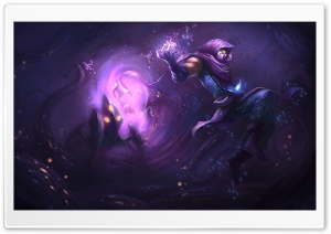 League Of Legends Malzahar...