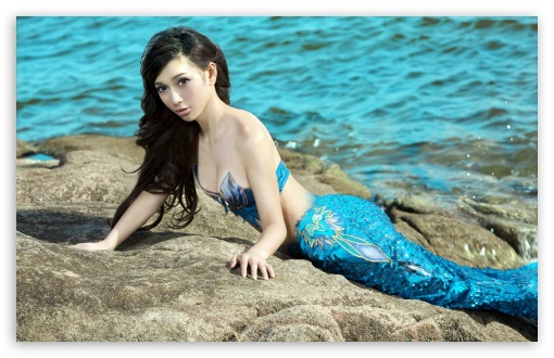 Leah Dizon Mermaid HD wallpaper for Wide 16:10 5:3 Widescreen WHXGA WQXGA WUXGA WXGA WGA ; HD 16:9 High Definition WQHD QWXGA 1080p 900p 720p QHD nHD ; Standard 4:3 5:4 3:2 Fullscreen UXGA XGA SVGA QSXGA SXGA DVGA HVGA HQVGA devices ( Apple PowerBook G4 iPhone 4 3G 3GS iPod Touch ) ; iPad 1/2/Mini ; Mobile 4:3 5:3 3:2 16:9 5:4 - UXGA XGA SVGA WGA DVGA HVGA HQVGA devices ( Apple PowerBook G4 iPhone 4 3G 3GS iPod Touch ) WQHD QWXGA 1080p 900p 720p QHD nHD QSXGA SXGA ;