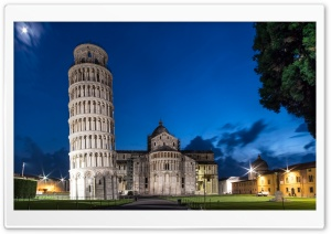 Leaning Tower of Pisa, Italy HD Wide Wallpaper for 4K UHD Widescreen desktop & smartphone