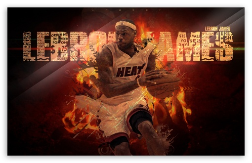 LeBron James HD wallpaper for Wide 16:10 5:3 Widescreen WHXGA WQXGA WUXGA WXGA WGA ; HD 16:9 High Definition WQHD QWXGA 1080p 900p 720p QHD nHD ; MS 3:2 DVGA HVGA HQVGA devices ( Apple PowerBook G4 iPhone 4 3G 3GS iPod Touch ) ; Mobile VGA WVGA iPhone iPad PSP - VGA QVGA Smartphone ( PocketPC GPS iPod Zune BlackBerry HTC Samsung LG Nokia Eten Asus ) WVGA WQVGA Smartphone ( HTC Samsung Sony Ericsson LG Vertu MIO ) HVGA Smartphone ( Apple iPhone iPod BlackBerry HTC Samsung Nokia ) Sony PSP Zune HD Zen ; Tablet 1&2 ;
