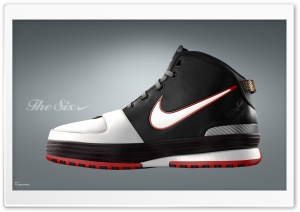 Lebron James Sneakers HD Wide Wallpaper for Widescreen