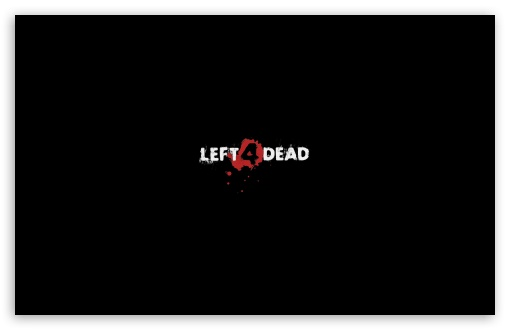 Left 4 Dead Logo Black HD wallpaper for Wide 16:10 5:3 Widescreen WHXGA WQXGA WUXGA WXGA WGA ; HD 16:9 High Definition WQHD QWXGA 1080p 900p 720p QHD nHD ; Standard 4:3 5:4 3:2 Fullscreen UXGA XGA SVGA QSXGA SXGA DVGA HVGA HQVGA devices ( Apple PowerBook G4 iPhone 4 3G 3GS iPod Touch ) ; Tablet 1:1 ; iPad 1/2/Mini ; Mobile 4:3 5:3 3:2 16:9 5:4 - UXGA XGA SVGA WGA DVGA HVGA HQVGA devices ( Apple PowerBook G4 iPhone 4 3G 3GS iPod Touch ) WQHD QWXGA 1080p 900p 720p QHD nHD QSXGA SXGA ; Dual 16:10 5:3 16:9 4:3 5:4 WHXGA WQXGA WUXGA WXGA WGA WQHD QWXGA 1080p 900p 720p QHD nHD UXGA XGA SVGA QSXGA SXGA ;