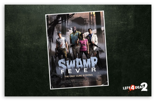 Left 4 Dead Swamp Fever HD wallpaper for Wide 16:10 5:3 Widescreen WHXGA WQXGA WUXGA WXGA WGA ; HD 16:9 High Definition WQHD QWXGA 1080p 900p 720p QHD nHD ; Standard 4:3 5:4 3:2 Fullscreen UXGA XGA SVGA QSXGA SXGA DVGA HVGA HQVGA devices ( Apple PowerBook G4 iPhone 4 3G 3GS iPod Touch ) ; iPad 1/2/Mini ; Mobile 4:3 5:3 3:2 16:9 5:4 - UXGA XGA SVGA WGA DVGA HVGA HQVGA devices ( Apple PowerBook G4 iPhone 4 3G 3GS iPod Touch ) WQHD QWXGA 1080p 900p 720p QHD nHD QSXGA SXGA ;