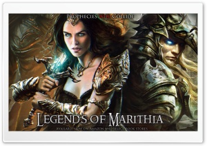 Legends of Marithia Clean Version Ultra HD Wallpaper for 4K UHD Widescreen desktop, tablet & smartphone
