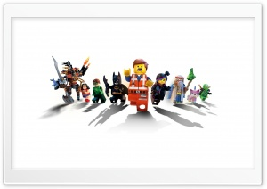 Lego HD Wide Wallpaper for Widescreen