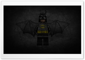 Lego Batman HD Wide Wallpaper for Widescreen
