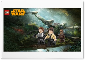 Lego Star Wars HD Wide Wallpaper for 4K UHD Widescreen desktop & smartphone