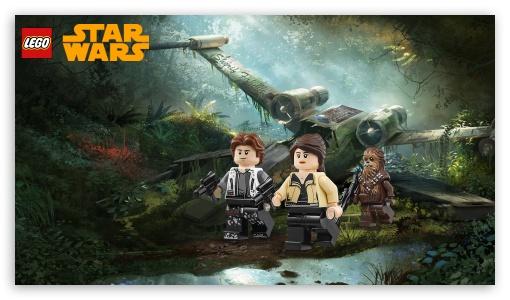 Lego Star Wars Ultra Hd Desktop Background Wallpaper For 4k Uhd Tv Tablet Smartphone