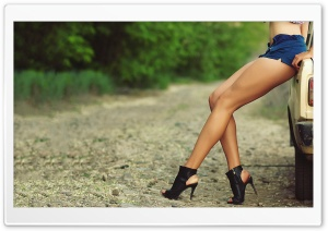 Legs Nice Girls HD Wide Wallpaper for Widescreen