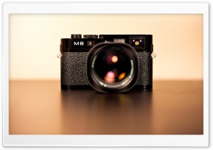 Leica M8 HD Wide Wallpaper for 4K UHD Widescreen desktop & smartphone
