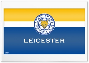 Leicester City by Yakub Nihat HD Wide Wallpaper for 4K UHD Widescreen desktop & smartphone