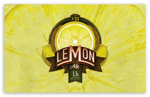 Lemon Ale HD wallpaper for Wide 16:10 5:3 Widescreen WHXGA WQXGA WUXGA WXGA WGA ; Mobile 5:3 - WGA ;