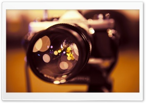Lens Camera Macro HD Wide Wallpaper for Widescreen