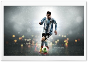 Leo Messi 10 HD Wide Wallpaper for 4K UHD Widescreen desktop & smartphone