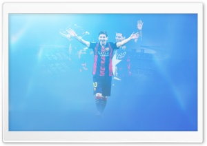 Leo Messi - 2015 HD Wide Wallpaper for Widescreen