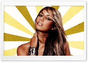 Leona Lewis HD Wide Wallpaper for Widescreen