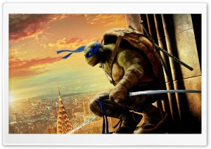 Leonardo HD Wide Wallpaper for Widescreen