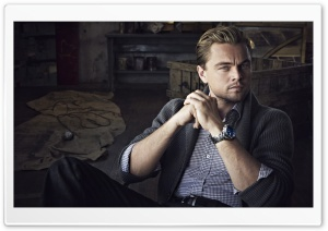 Leonardo DiCaprio 2014 HD Wide Wallpaper for Widescreen