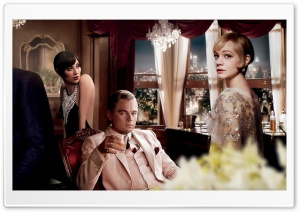 Leonardo Dicaprio Great Gatsby HD Wide Wallpaper for Widescreen