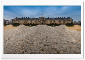 Les Invalides HD Wide Wallpaper for Widescreen