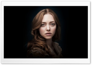 Les Miserables -  Amanda Seyfried as Cosette HD Wide Wallpaper for Widescreen