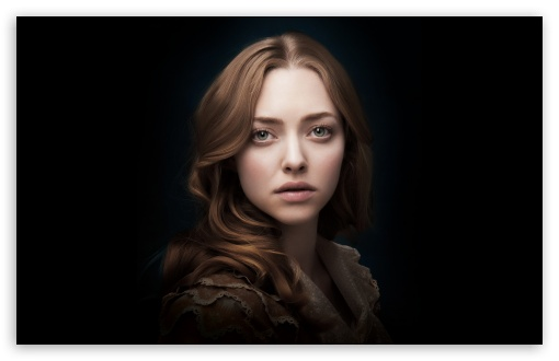 Les Miserables -  Amanda Seyfried as Cosette HD wallpaper for Wide 16:10 5:3 Widescreen WHXGA WQXGA WUXGA WXGA WGA ; HD 16:9 High Definition WQHD QWXGA 1080p 900p 720p QHD nHD ; Standard 4:3 5:4 3:2 Fullscreen UXGA XGA SVGA QSXGA SXGA DVGA HVGA HQVGA devices ( Apple PowerBook G4 iPhone 4 3G 3GS iPod Touch ) ; Tablet 1:1 ; iPad 1/2/Mini ; Mobile 4:3 5:3 3:2 16:9 5:4 - UXGA XGA SVGA WGA DVGA HVGA HQVGA devices ( Apple PowerBook G4 iPhone 4 3G 3GS iPod Touch ) WQHD QWXGA 1080p 900p 720p QHD nHD QSXGA SXGA ;